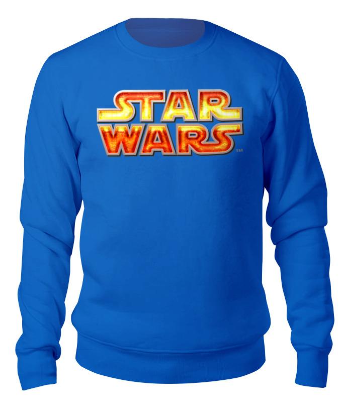 Printio Star wars design свитшот унисекс хлопковый printio porg wars design
