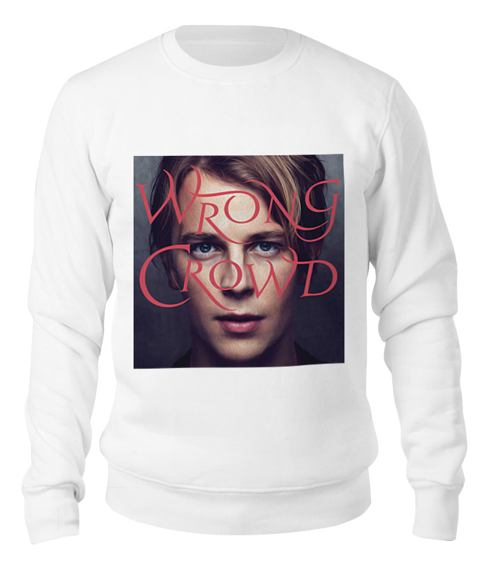 Printio Tom odell - wrong crowd