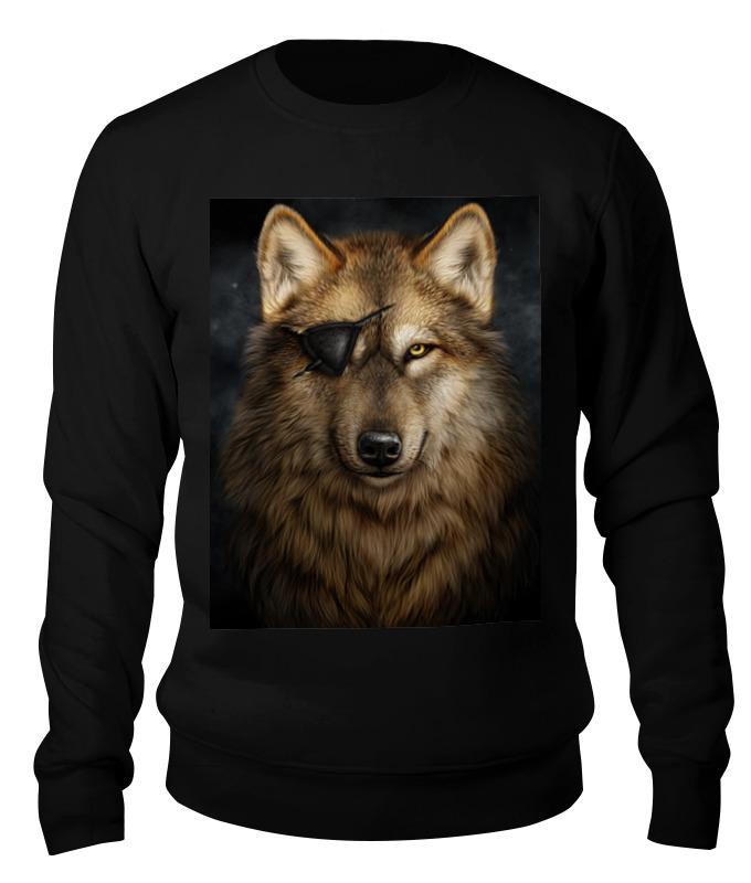 Свитшот унисекс хлопковый Printio Волки фэнтези свитшот print bar серые волки