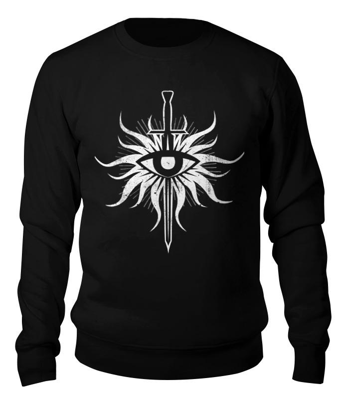 Свитшот унисекс Printio Dragon age. инквизиция