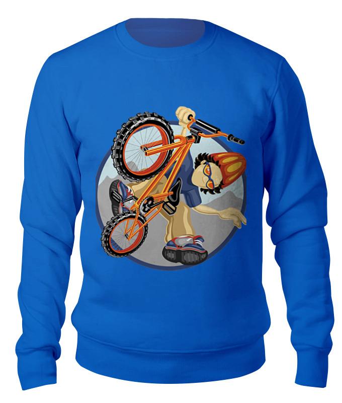 Printio Велосипед детский свитшот унисекс printio велосипед