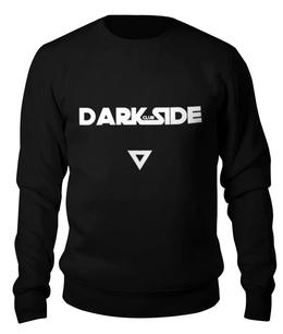 "Свитшот унисекс хлопковый ""Dark Side One"" - star wars, dark side, звездные войны"