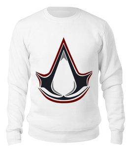 """Свитшот унисекс хлопковый """"Assassins Creed"""" - assassins creed, ассасинс крид, ассасин"""
