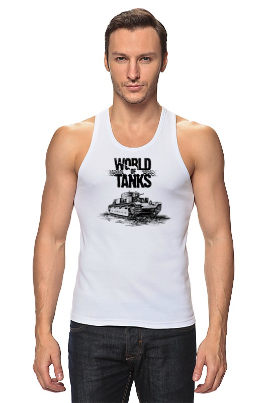 Майка классическая Printio World of tanks майка классическая printio sadhus of india