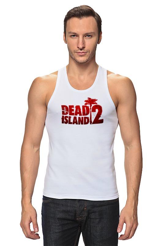Майка классическая Printio Dead island 2 видеоигра для ps4 dead island definitive edition slaughter pack