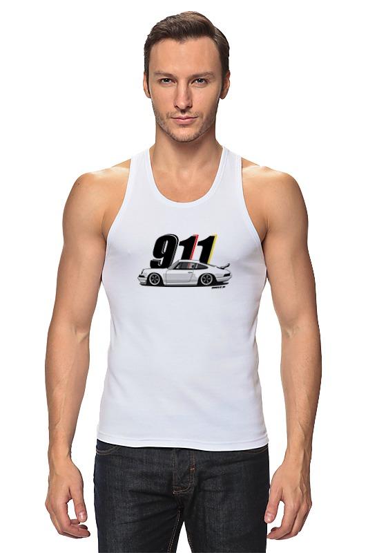 Майка классическая Printio Porsche carrera 911 майка классическая printio porsche carrera 911 flat six stance
