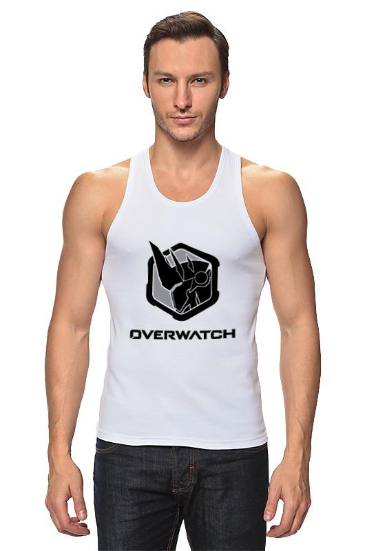 Printio Overwatch reinhardt bw цена и фото