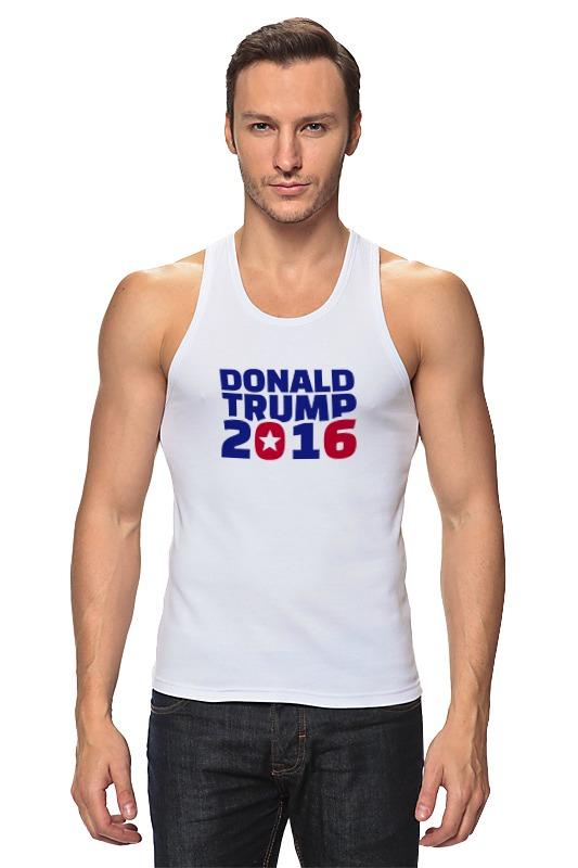 Майка классическая Printio Trump 2016 цена