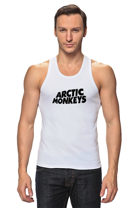 Printio Arctic monkeys майка print bar arctic monkeys