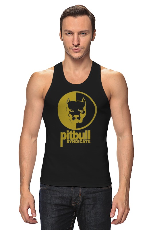 Майка классическая Printio Pitbull syndicate pitbull pitbull globalization href