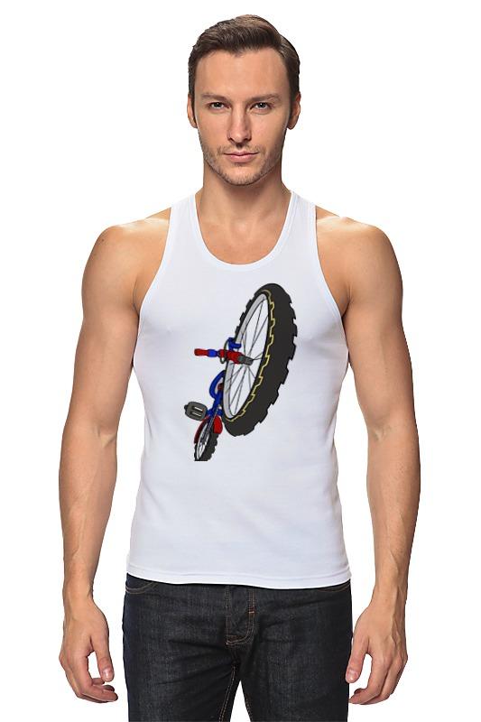 Майка классическая Printio Велосипед