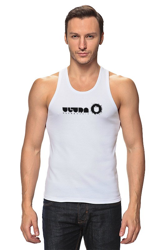 Майка классическая Printio Ultra music футболка классическая printio ultra music