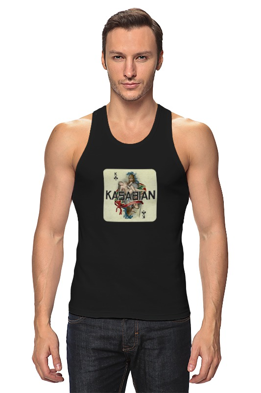 Майка классическая Printio Kasabian - empire футболка классическая printio roman empire