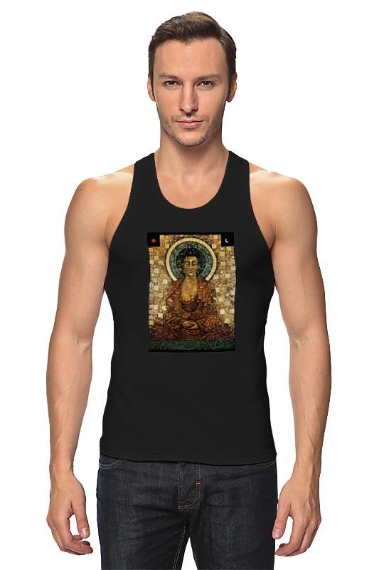 Майка классическая Printio Будда вне времени футболка wearcraft premium printio будда вне времени
