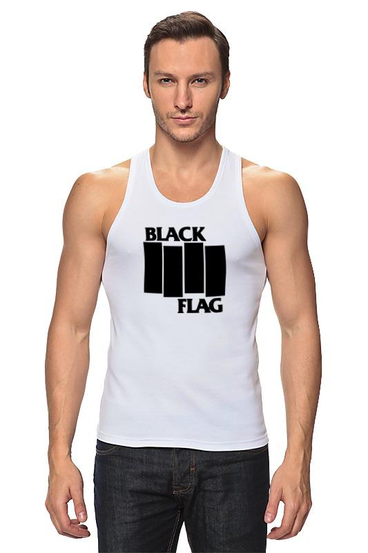 Майка классическая Printio Black flag футболка классическая printio black flag