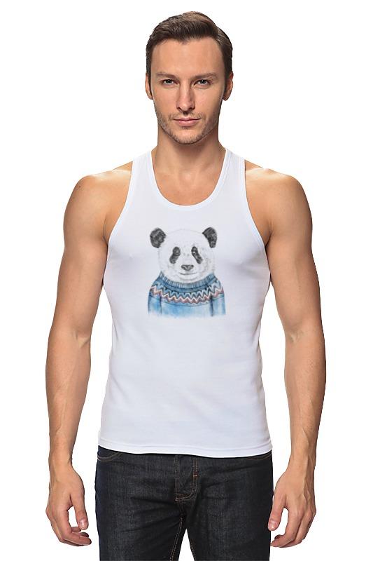 Майка классическая Printio Панда свитшот print bar панда гангста