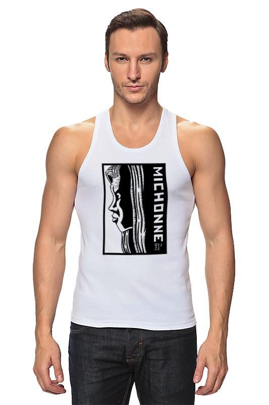 Майка классическая Printio Michonne (walking dead) футболка классическая printio the walking dead michonne