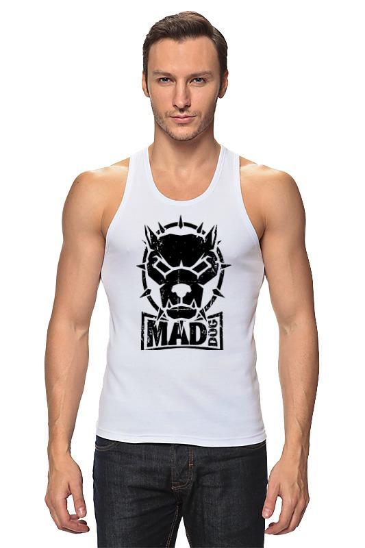 Майка классическая Printio Mad dog футболка классическая printio gta 5 dog