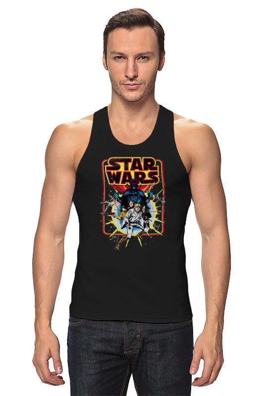 Майка классическая Printio Star wars майка print bar star lord