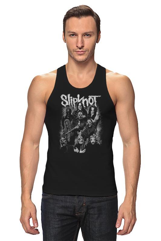 Майка классическая Printio Slipknot поло print bar slipknot