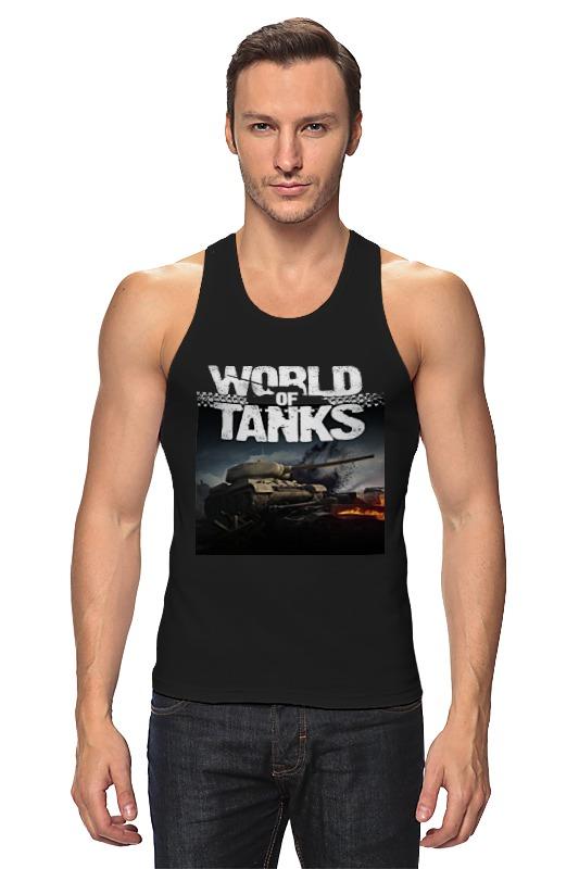 Майка классическая Printio World of tanks