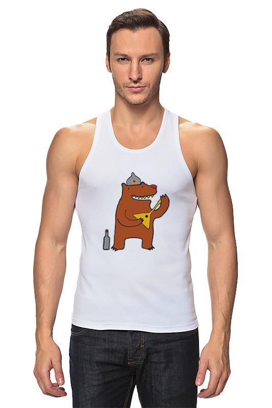 цена на Printio Русский медведь