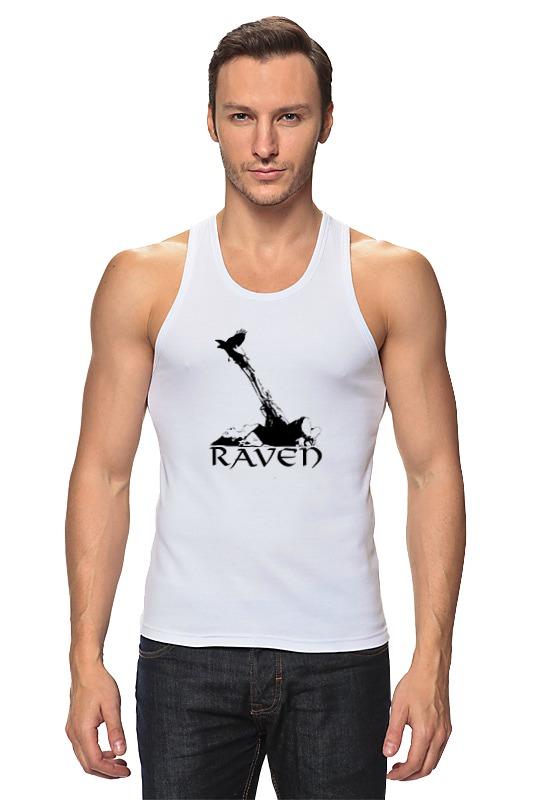 Майка классическая Printio Raven brand raven raven walk through fire