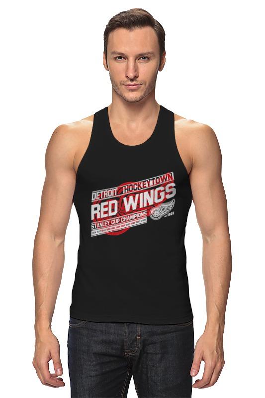 Майка классическая Printio Detroit red wings eurofit detroit iwm