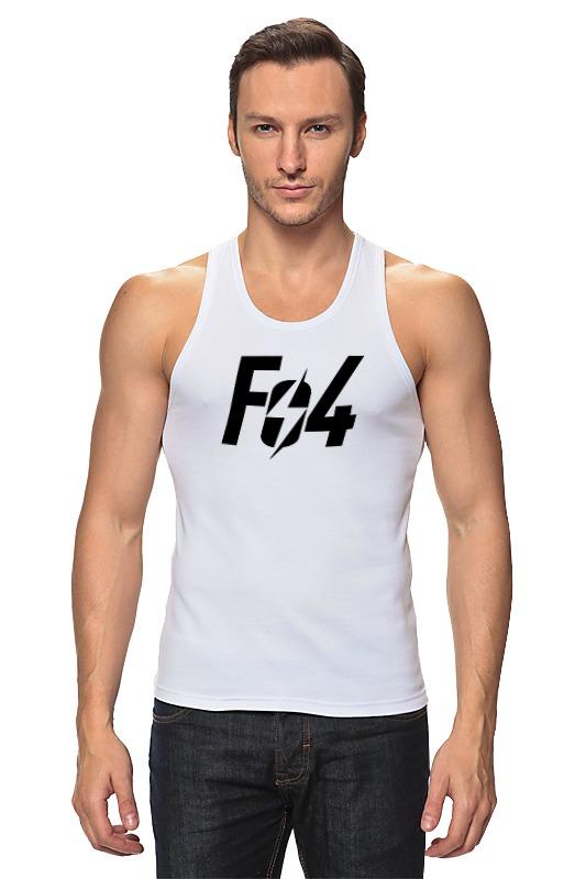 Майка классическая Printio Fallout футболка классическая printio fallout фэллаут