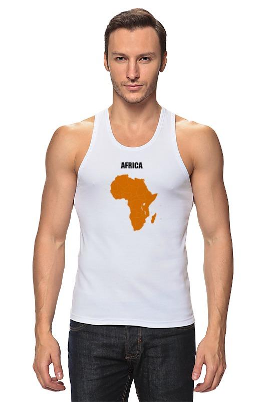 Майка классическая Printio Африка 5 цена 2017
