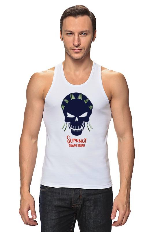 Майка классическая Printio Слипкнот (отряд самоубийц) футболка рингер printio слипкнот  отряд самоубийц