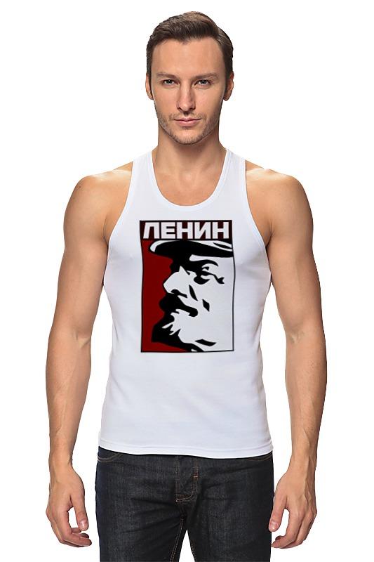Майка классическая Printio Ленин коммунист