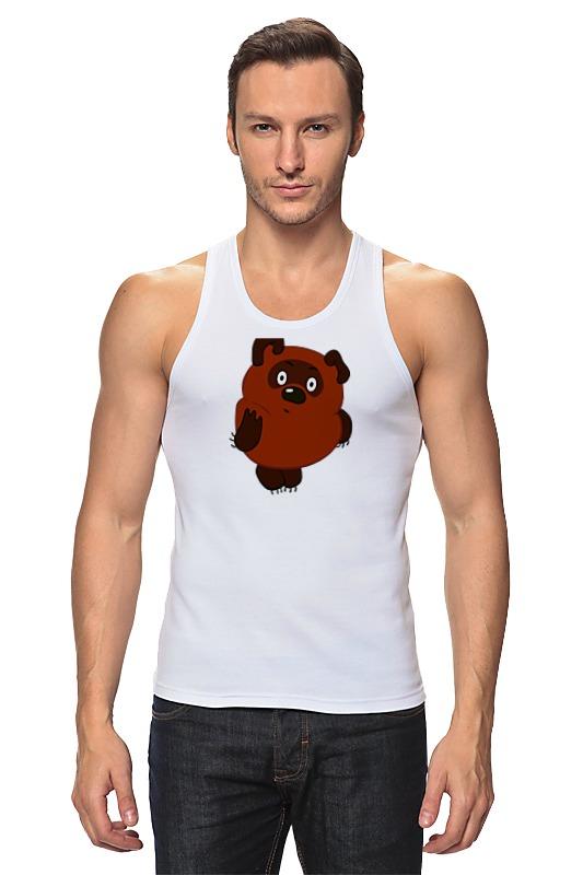 Printio Винни-пух мужские футболки недорого магазин