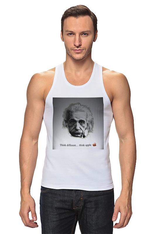 Майка классическая Printio Эйнштейн майка классическая printio зомби эйнштейн