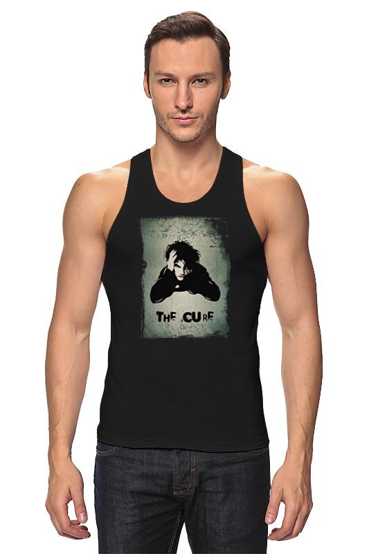 Майка классическая Printio The cure band футболка классическая printio the cure wish