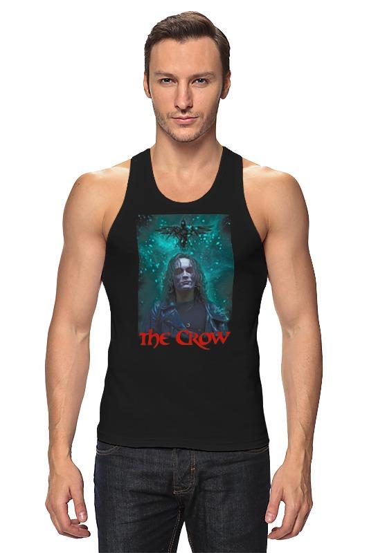 Майка классическая Printio The crow майка классическая printio the crow