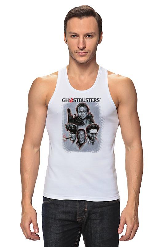 Майка классическая Printio Ghost busters ghost ghost meliora