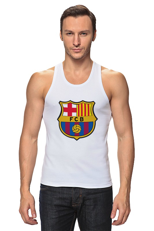 Майка классическая Printio Барселона tryp barcelona condal mar hotel 4 барселона