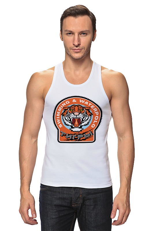 Майка классическая Printio Тигры подушка printio тигры