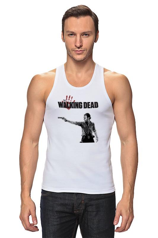 цена Printio The walking dead онлайн в 2017 году