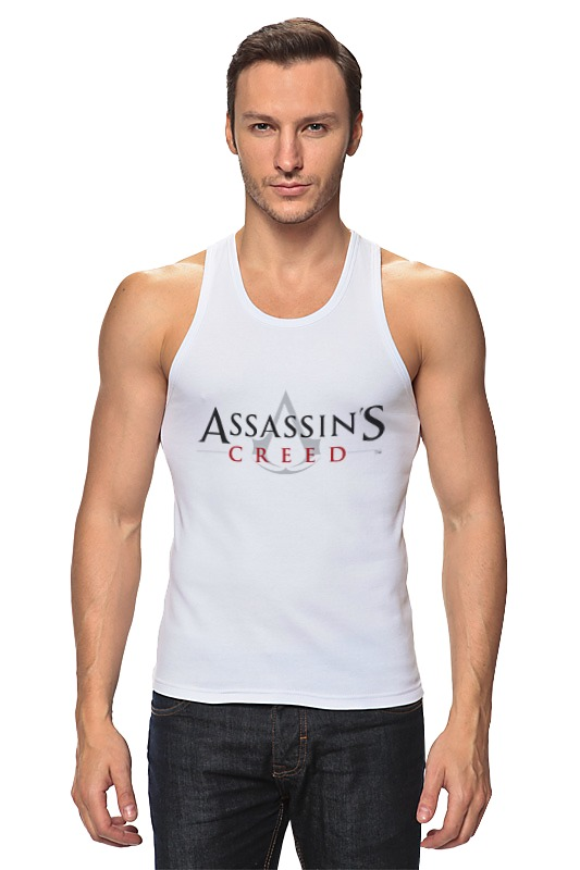 цена на Майка классическая Printio Assassins creed