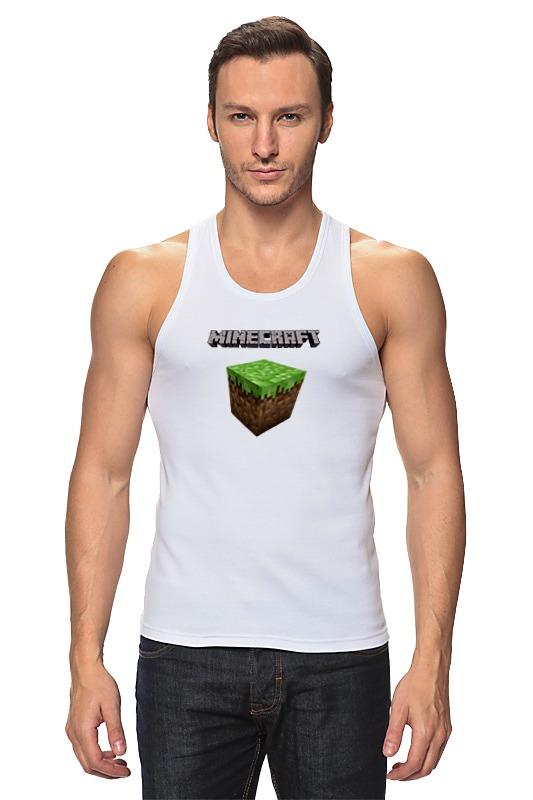 Printio Minecraft - куб недорого