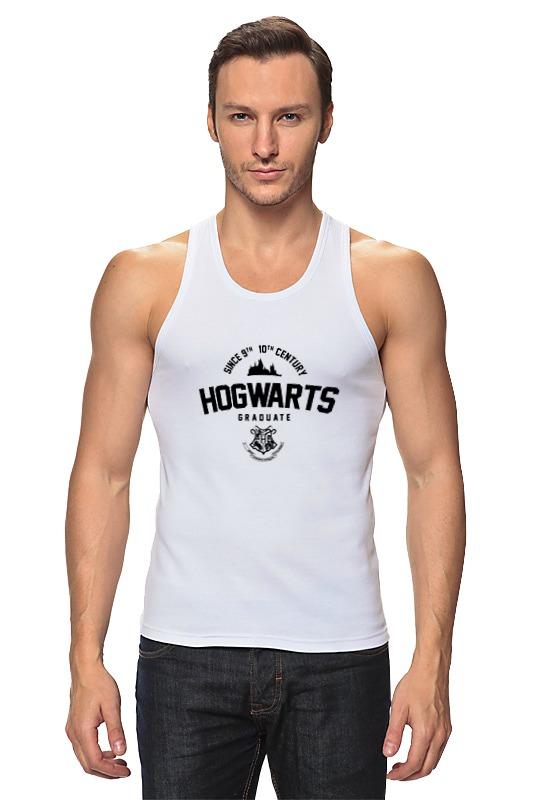 Майка классическая Printio Hogwarts graduate