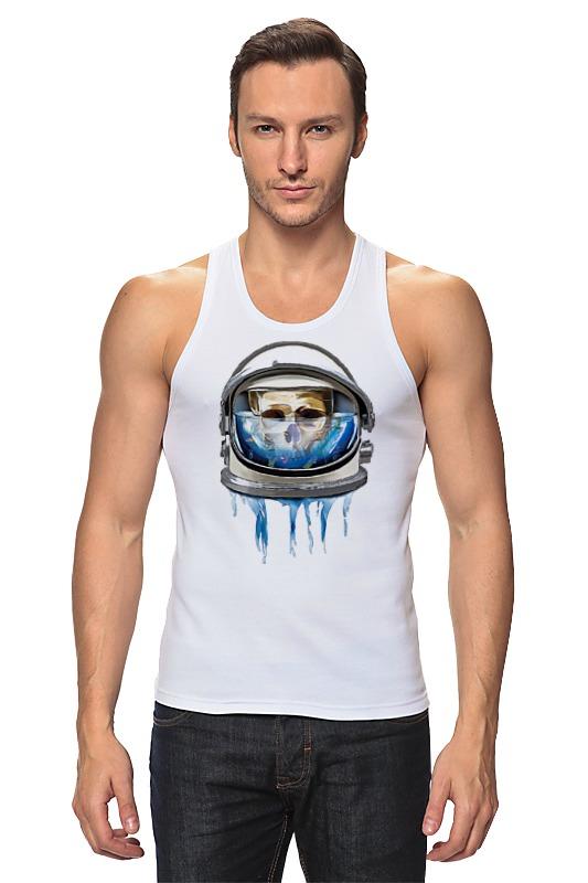 Printio Dead astronaut футболка print bar dead astronaut