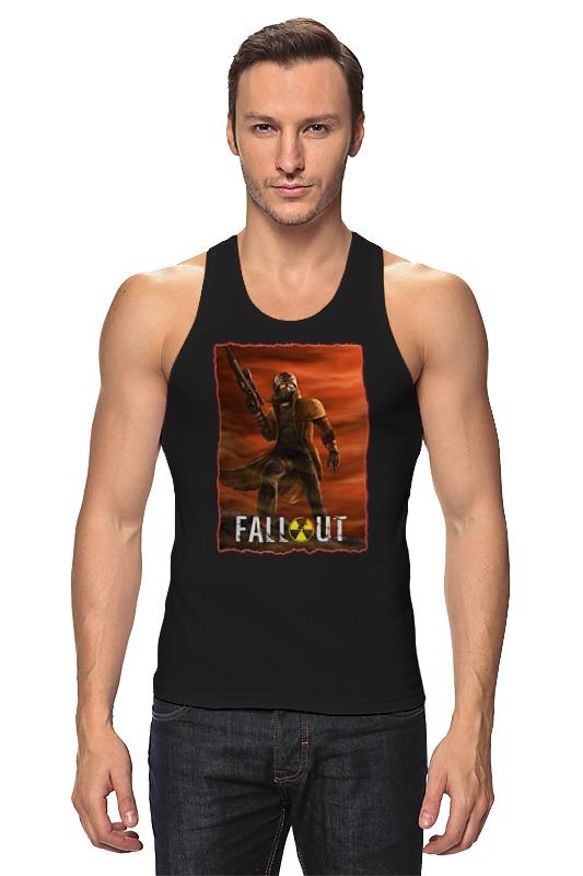 Майка классическая Printio Fallout game футболка классическая printio fallout фэллаут