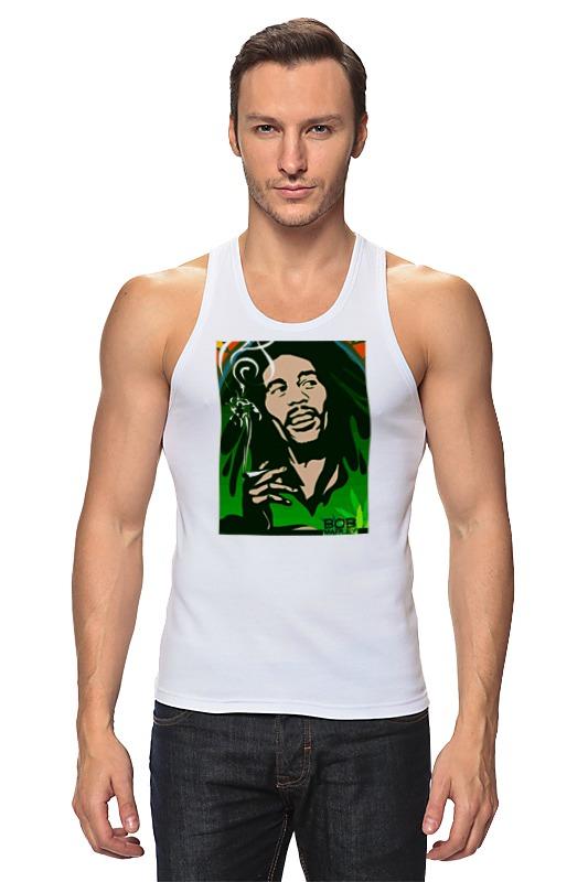 Майка классическая Printio Боб марлей футболка классическая printio джа джа бинкс