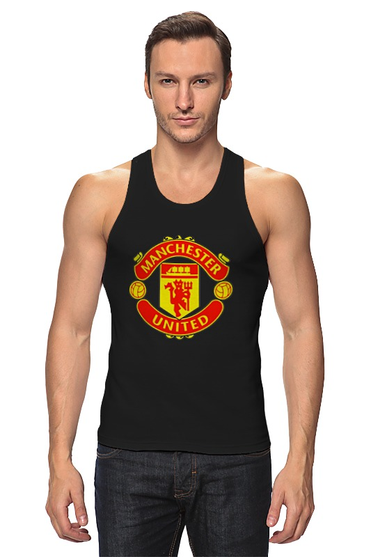 Майка классическая Printio Manchester united gabrielle manchester