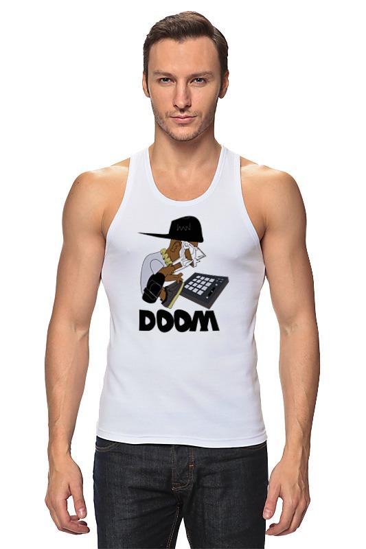 Майка классическая Printio Mf doom футболка классическая printio mf doom