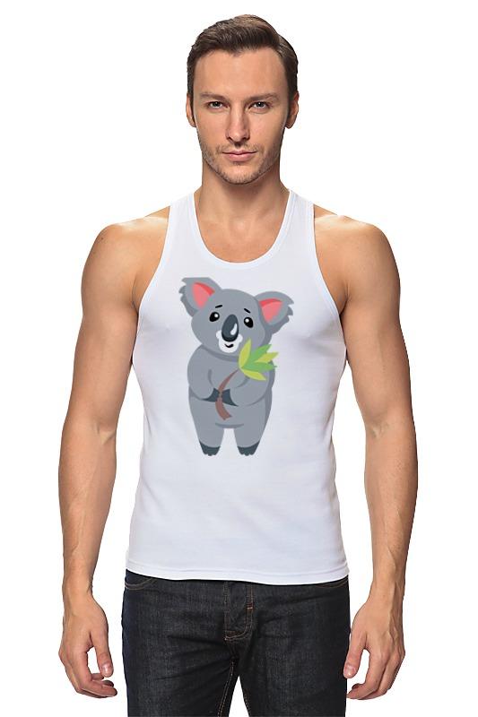 Майка классическая Printio Милая коала wowwee коала