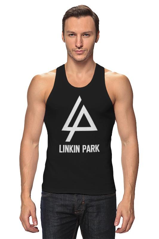 Майка классическая Printio Linkin park linkin park linkin park minutes to midnight ecd